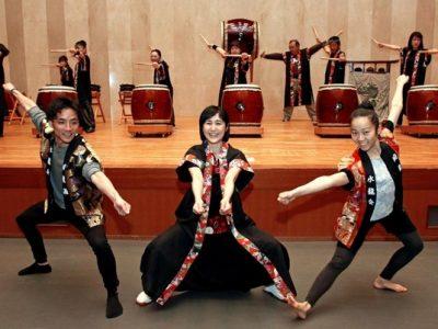 【神戸新聞に掲載】伝統芸能と現代舞踊の融合