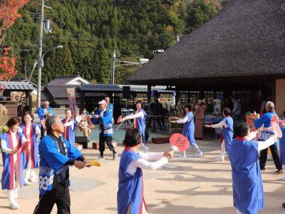 道の駅銀の馬車道神河 秋の収穫祭イベント